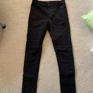 Uniqlo men's jeans 29x34